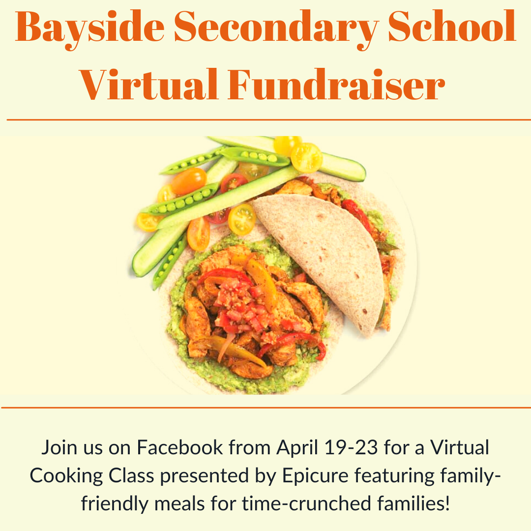 Virtual Fundraiser
